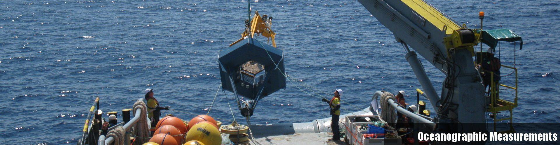 Permalink to: Oceanographic Measurements